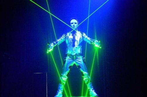 激光舞者-激光舞创始人